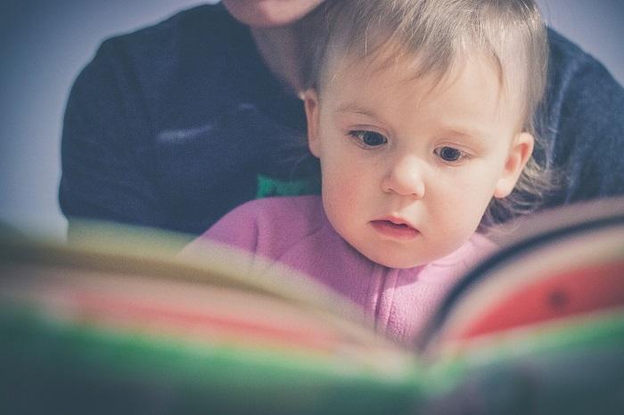 Libri per bambini di un anno