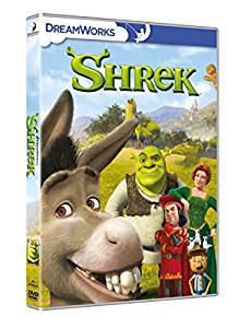shrek dvd