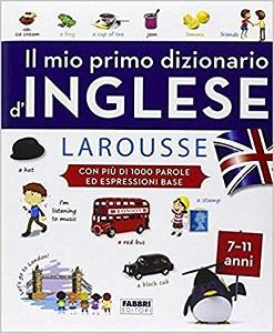 Dizionario illustrato di inglese per bambini