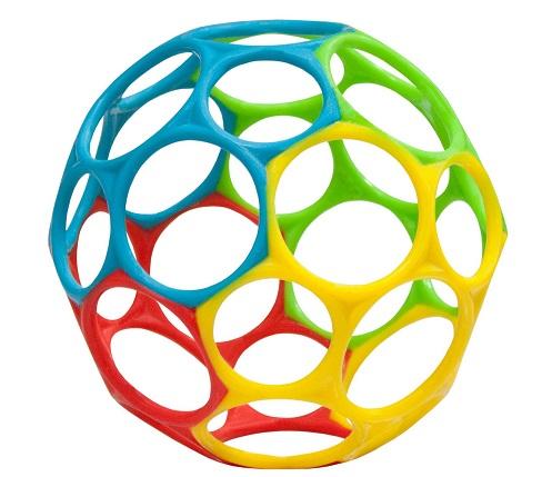 Palla sensoriale Rainbow