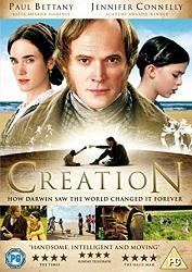 Film scientifici per ragazzi: Creation
