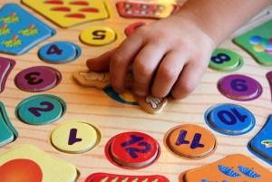 giochi con i numeri per bambini