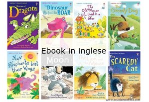 ebook in inglese per bambini