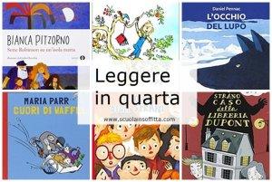 Libri per bambini da leggere in quarta elementare (primaria)