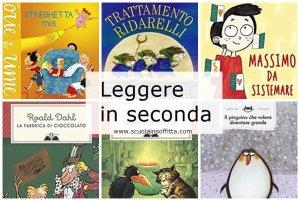 Libri da leggere in seconda elementare (primaria)