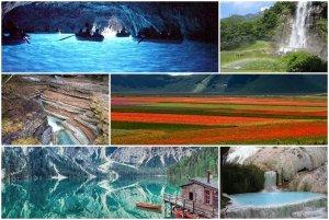 Posti bellissimi in Italia