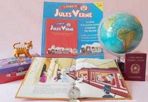 Libri Jules Verne RBA in edicola