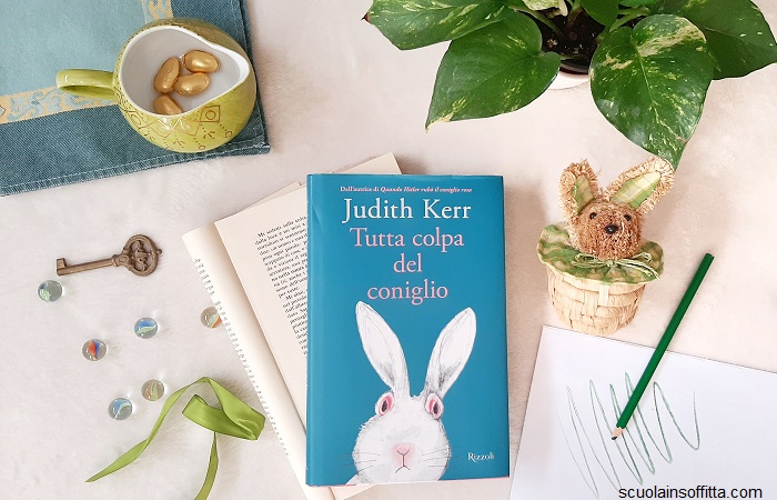 Tutta colpa del coniglio libro sulla resilienza