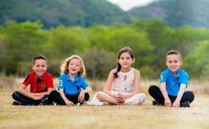 Attività nella natura per bambini