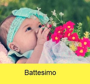 Idee per il battesimo