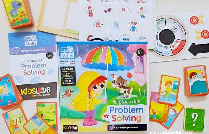 Il gioco del problem solving KidsLove
