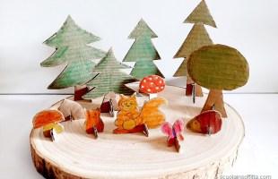 Attività per bambini sull'autunno