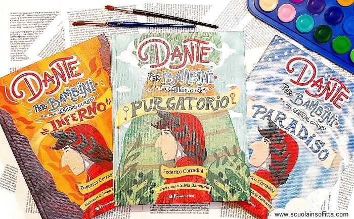 Dante per bambini, Divina Commedia per bambini