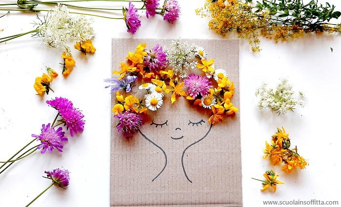 Attività per bambini con i fiori