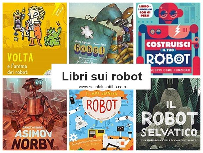 Libri sui robot per bambini