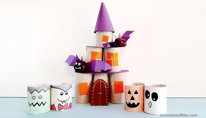 Lavoretti di Halloween per bambini