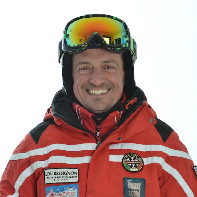 Davide Limana - Sci Alpino