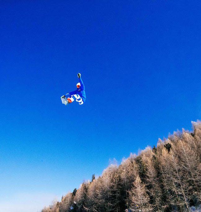 matteotti - corso snowboard evoluto scuola sci gran paradiso