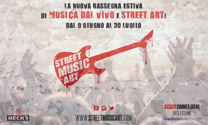 Street Music Art_estate