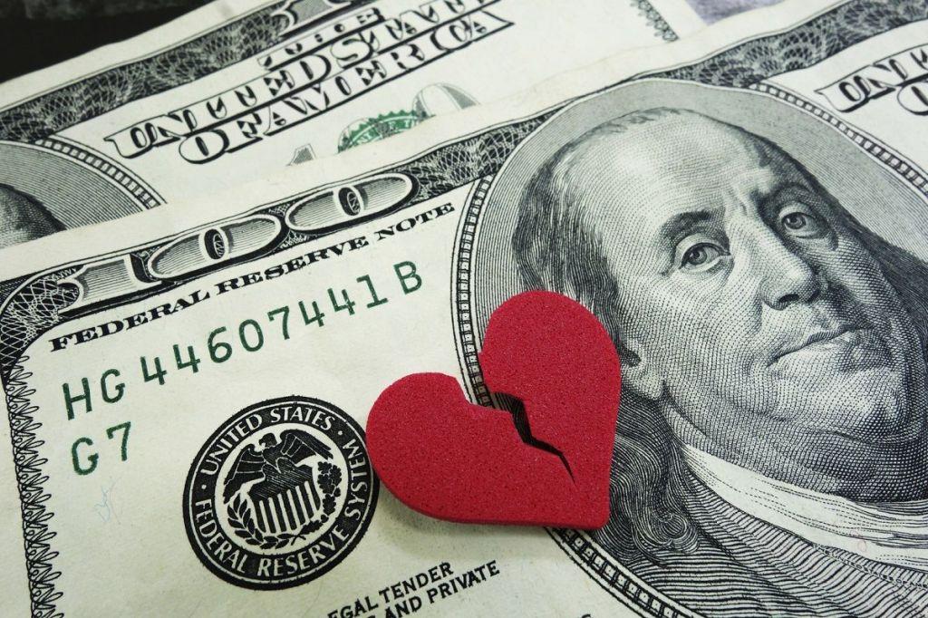 divorce bankruptcy