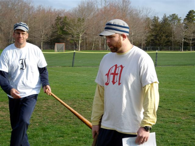 Joe Sheridan (left), Kyle DeCicco-Carey (right) Tabor Academy, Marion, Mass. 04/21/2008