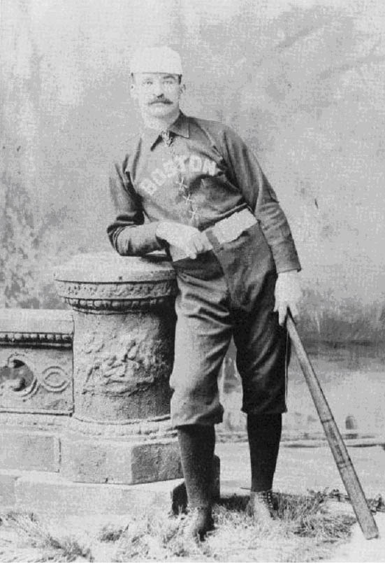 Mike \'King\' Kelly, ca. 1891