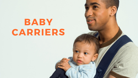 Getting to know the basic types of baby carriers