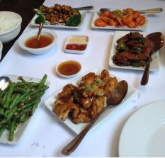 Contemporary Chinese cuisine at New Moon in Valencia. | Photo: Christine N. Ziemba