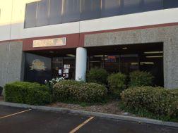 Pocock's located in Valencia's industrial center.