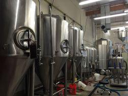 Beer tanks!