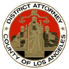 Los Angeles County District Attorney logo