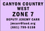 crimezone7canyoncountry