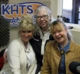 From left: Julie Pomilia, Nancy Pitchford, Bobbi Jean Bell