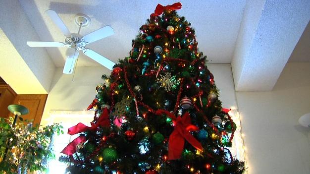 Christmas Lights In Santa Clarita