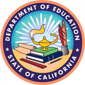California Department of Education seal