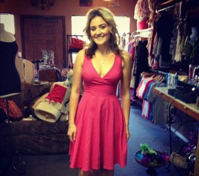 Madison Schwartz takes care of your women's fashion needs at Fresh.