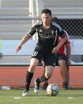 Defender Jose Esquivel scored a goal and added an assist in the Storm's fourth win in five games.