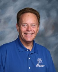 Bill Bolde, former Principal, Saugus High School