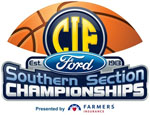 CIF Basketball logo