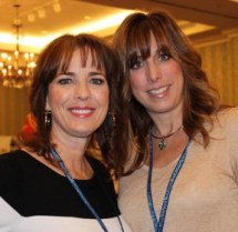 Marcy James and Nicole Stinson founded the SCV Charity Chili Cook-Off. Photos by Michele E. Buttelman.