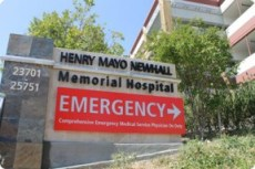 Henry Mayo Emergency Room Treats Everything From Heart Attacks T