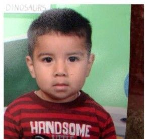 MISSING: Edwin Vargas, 2