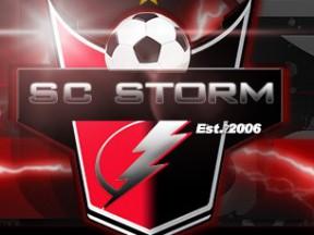 Santa Clarita Storm logo