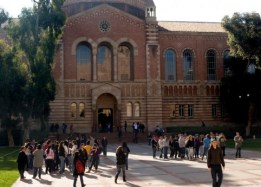 Powell Hall, UCLA