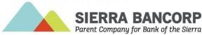 Sierra Bancorp Logo