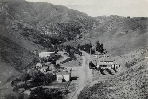 Mentryville-Pico Canyon
