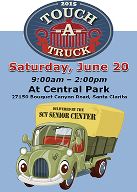 SCVNews com | New: Post Pix for Prizes at Touch-A-Truck | 06-15-2015