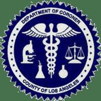Los Angeles County Coroner seal