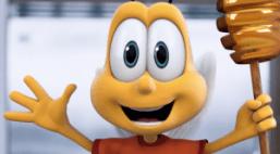 Honey Nut Cheerios Buzz Mascot