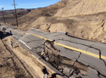 vasquez canyon road lifting
